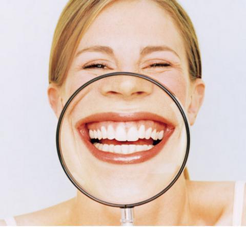 Чистим зубы!